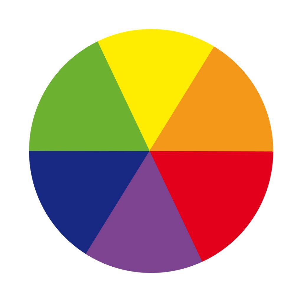 rueda cromatica colores