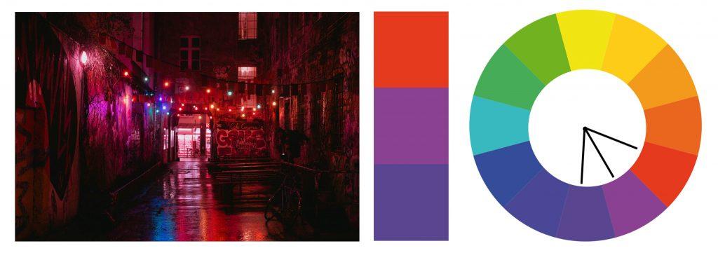 analisis del color en una fotografia